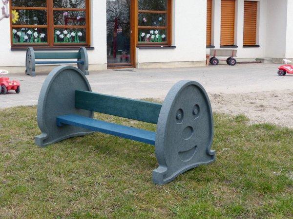 Kinder Kunststoffbank Pippolino