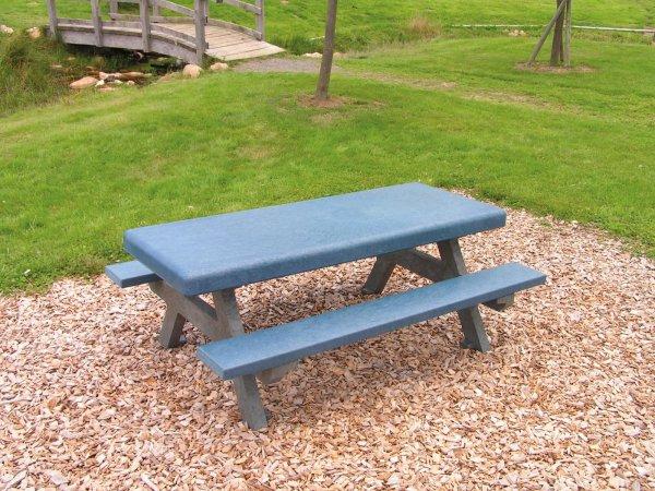 Kunststoff Kindersitzgruppe Forio ohne Lehne